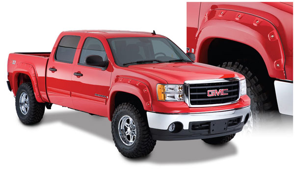 Pocket Style Fender Flares Catlin Truck Accessories