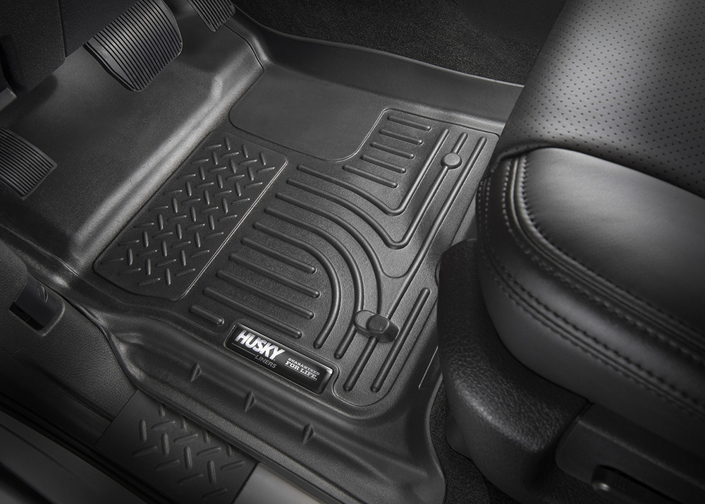 Husky Floor Liners Catlin Truck Accessories