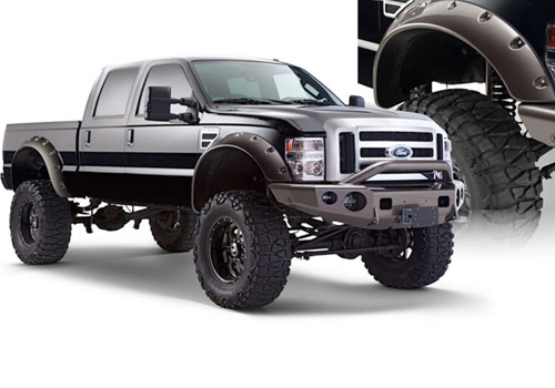 Cut Out Fender Flares Catlin Truck Accessories