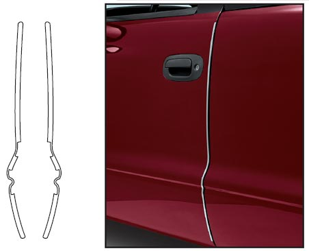 Door Edge Guards Catlin Truck Accessories