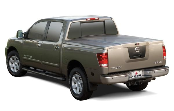Roll And Lock Bed Cover >> Leer 700 - Catlin Truck Accessories